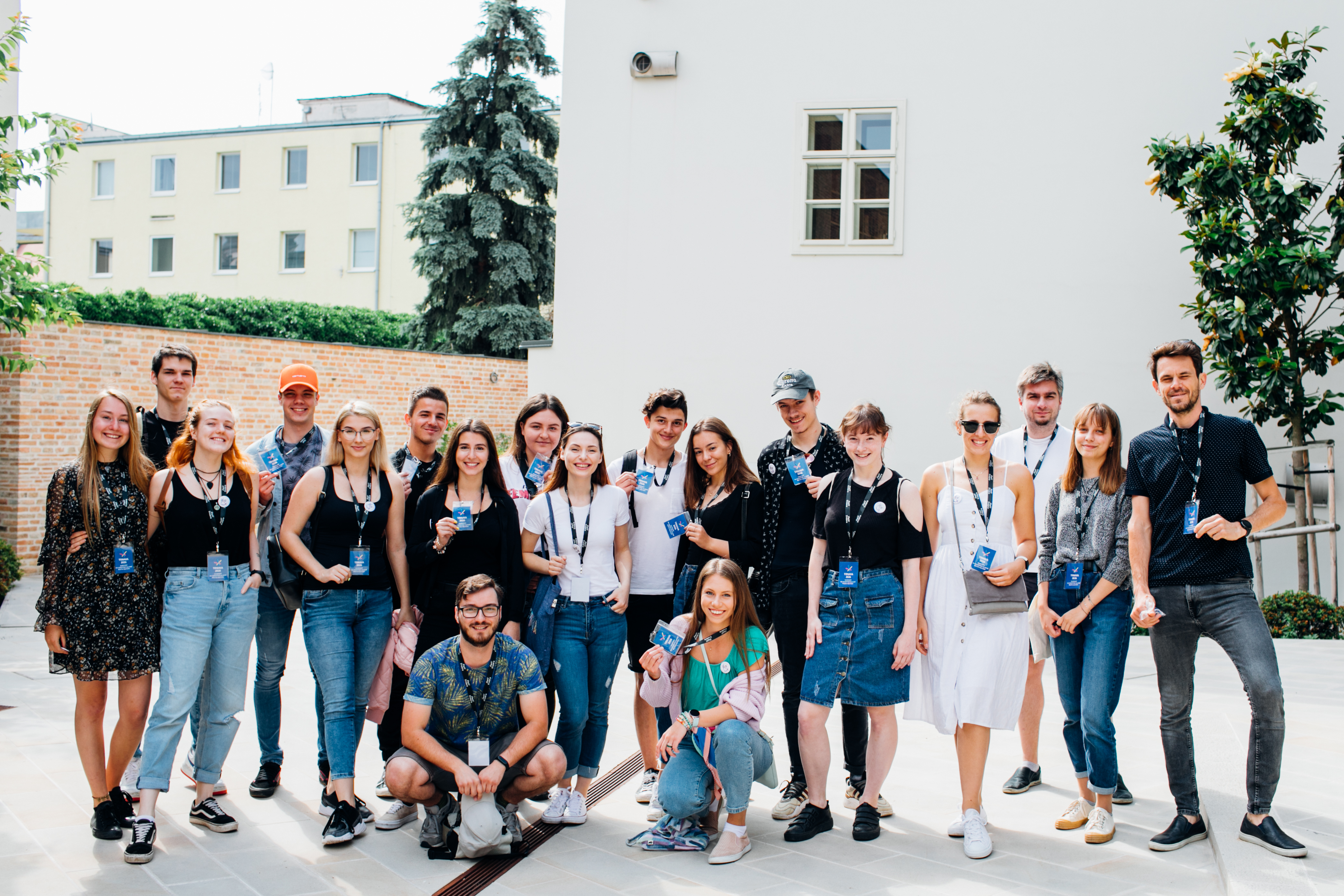 We asked a thousand of people about the life in Trnava